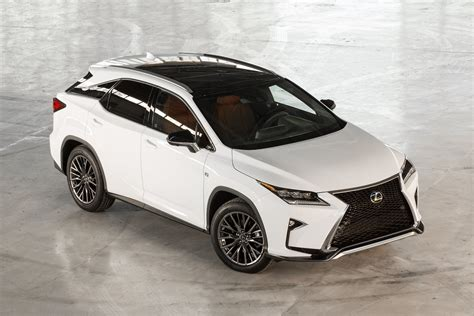 lexus rx wallpaper 2016 lexus rx 350 f sport luxury suv cars wallpaper