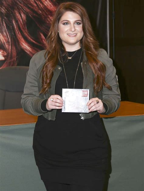 Cd Meghan Trainor Thank You Import meghan trainor covers up following