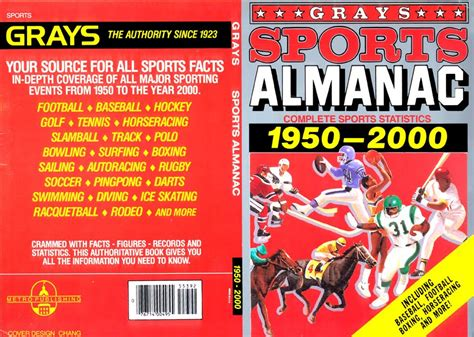 grays sports almanac back to the future 2 books disneyland nomenclature disneyland statistics