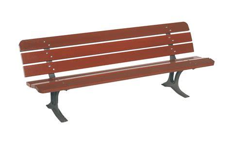 in the panchina panchina in legno e ghisa dcolonia