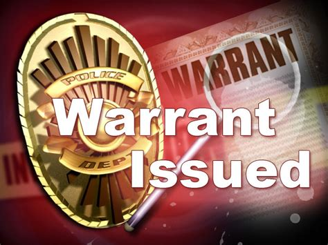 How Is A Search Warrant Issued Florida Courthouse Issues Arrest Warrant For Dancehall Deejay Dj Kaas Media