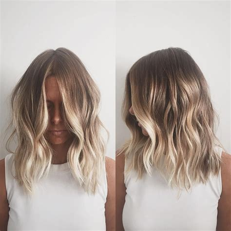 medium balyage hairstyles 60 balayage hair color ideas with blonde brown caramel