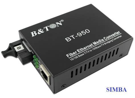converter quang sfp media converter quang bt 950sfp 1sfp 1rj45 media