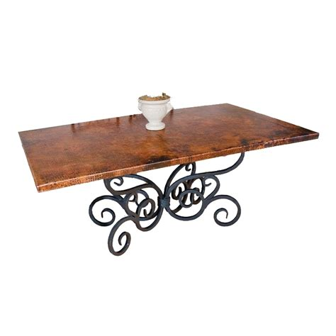 Wrought Iron Dining Room Tables Wrought Iron Dining Room Table Marceladick