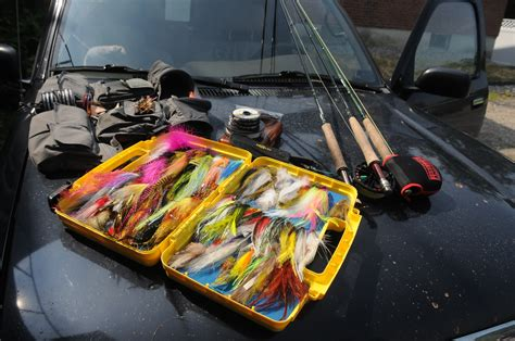 fishing gear for your boat your fly fishing gear guide vermont sports magazine