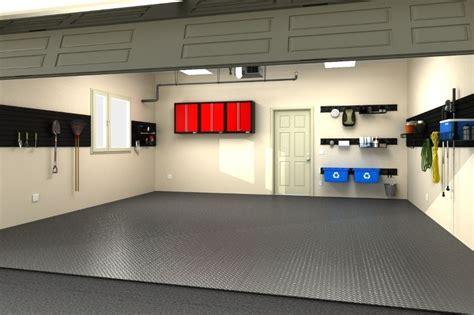auto garage interieur 2 car garage design by size idea gallery garage