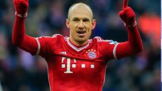 Bench French Arjen Robben Argues His Case For More Playing Time At