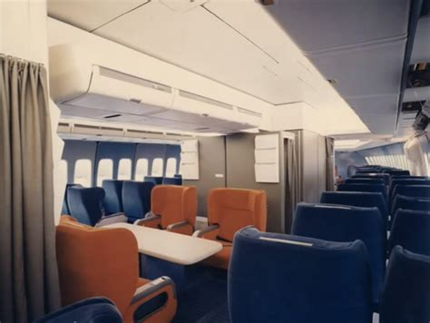 Cabin Class by Bygone Boeing Photos Portray The Grace And Of Air