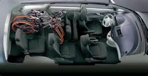 Mitsubishi Grandis Interior Mitsubishi Grandis 2004 A T