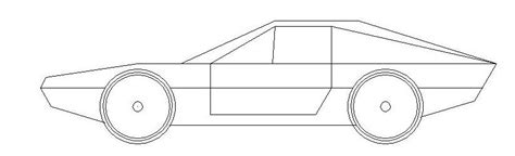 simple cad technological design auto cad drawings