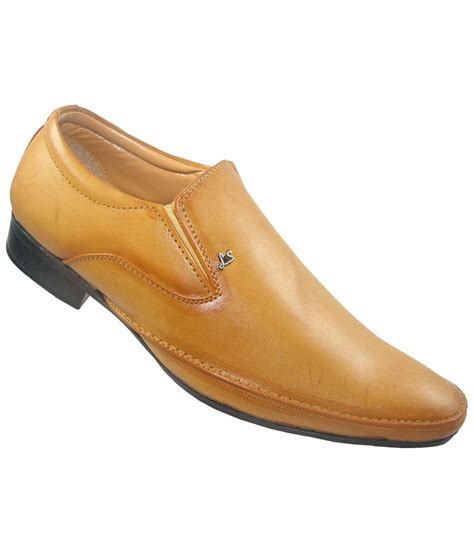 faith yellow formal shoes price in india buy faith yellow