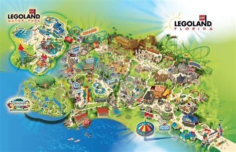 legoland map 3 amazing new theme parks set to open by 2020 theme park tourist