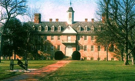 college of william and mary | dual personalities