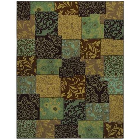 home depot mohawk area rugs mohawk home afton antique 10 ft x 13 ft area rug 289584 the home depot