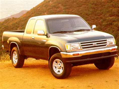 kelley blue book classic cars 1996 toyota t100 user handbook 1997 toyota t100 xtracab pricing ratings reviews kelley blue book