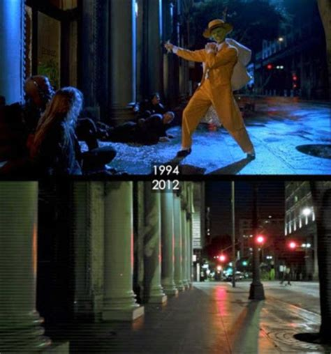 famous scenes then and now famous movie sets then and now damn cool pictures