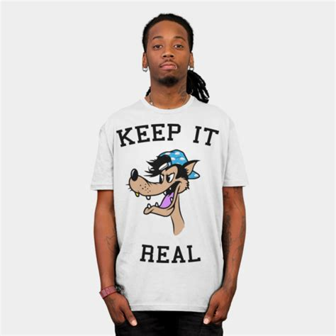 tshirt keep it real keep it real t shirt by hailewilson design by humans