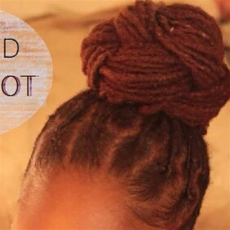 mens faux top knott 303 best luscious locz bun images on pinterest natural