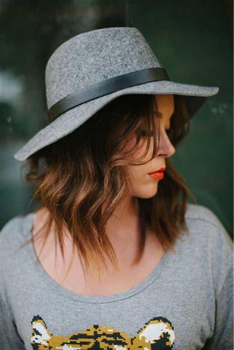 haircuts for summer hats for women 20 cute long bob haircuts bob hairstyles 2017 short