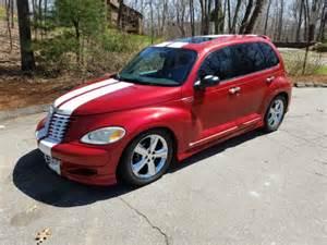 Chrysler Gt 3c8fy78g63t521873 2003 Chrysler Pt Cruiser Gt Wagon 4