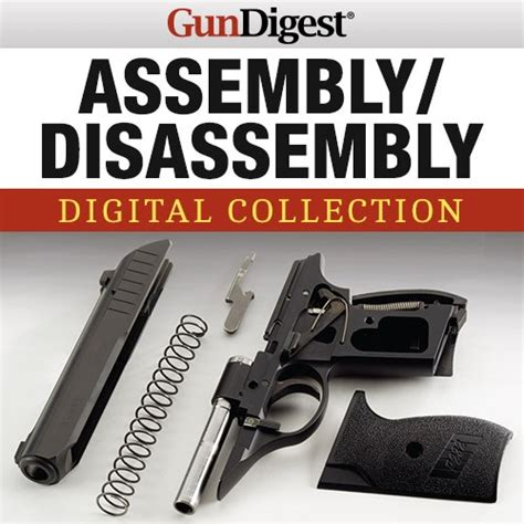gun digest book of centerfire rifles assembly disassembly books gun digest assembly disassembly digital collection