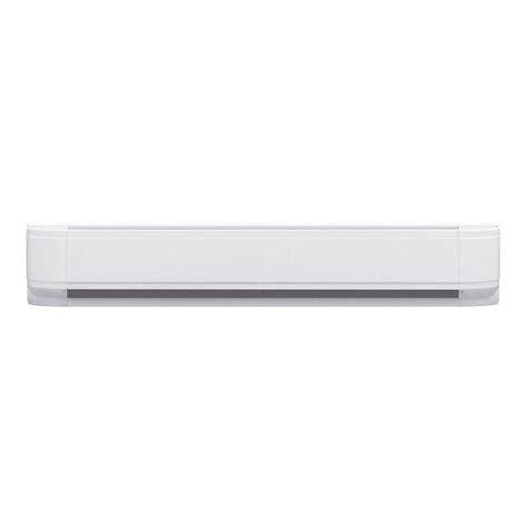 dimplex baseboard heater dimplex 40 in 1500 watt linear convector baseboard heater