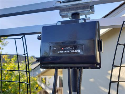 antennas direct dbe review  large roof mount tv
