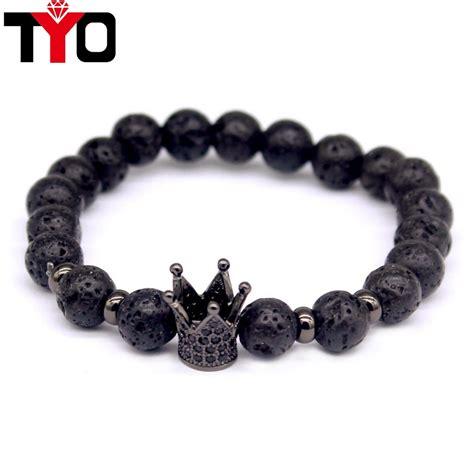 2017 new fashion lava charm bracelets for popular boys