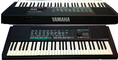 Keyboard Yamaha Psr Second yamaha keyboard psr 150 second
