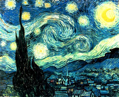 starry night starry starry night