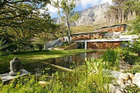 Mountain House Water by Mountain House By Der Merwe Miszewski Architects
