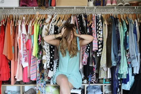 The Clothing Closet by Organizing Your Wardrobe Myclothinghelper Practical And