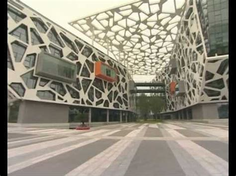 alibaba headquarters alibaba headquarters designed by hassell youtube