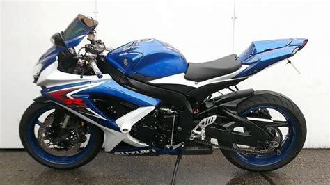 2008 Suzuki Gsx R750 2008 Suzuki Gsx R 750 K8