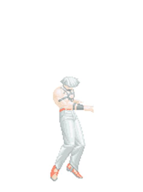 imagenes con movimiento de king of fighter orochi mizuchi animations 2