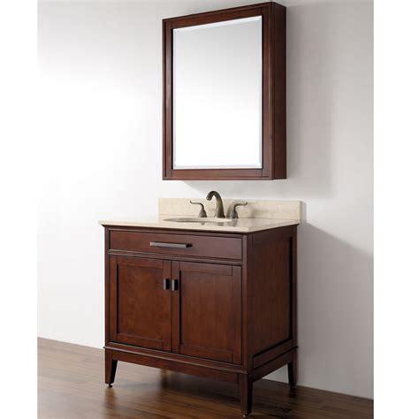 36 Modern Bathroom Vanity by Avanity 36 Quot Single Bathroom Vanity Tobacco