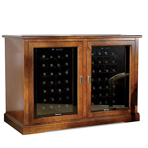 credenza bed wine enthusiast 174 siena mezzo walnut credenza with two 28