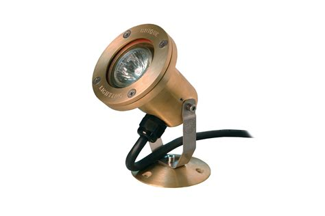 volt lighting atlantis16 12 volt brass underwater light archives yard