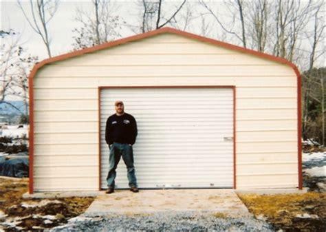 metal garages for sale steel garages alan's factory outlet