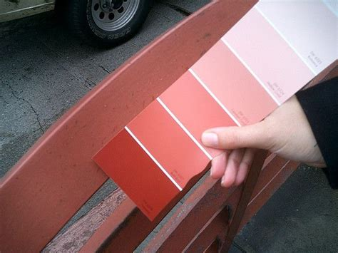 international orange for our spiral stair on back deck sherwin williams quot fireweed quot sw 6328