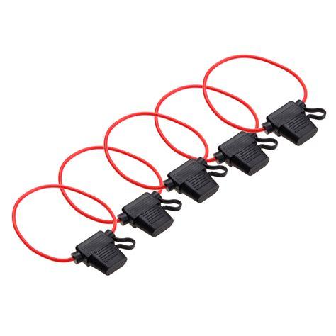 Ring Holder With Liquid Buckle wholesale 5 waterproof in line standard blade fuse holder