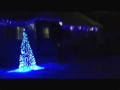 led dripping icicle christmas lights led christmas lights dripping icicles light youtube
