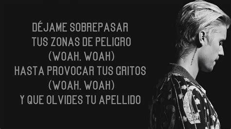 despacito justin lirik justin bieber despacito lyrics ft luis fonsi daddy