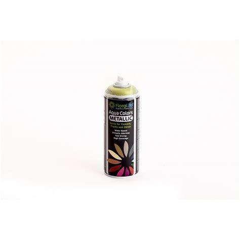 400ml oasis water based floralife 174 aqua metallic color spray paint ebay