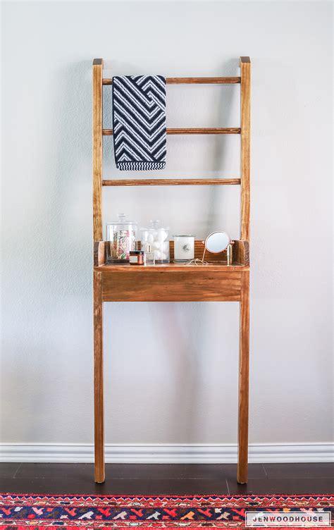 leaning bathroom shelf leaning bathroom shelf