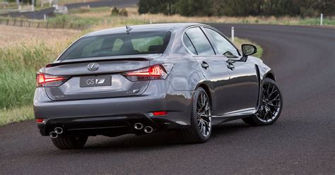 lexus gsf red 2016 lexus gsf pricing and specifications car news and