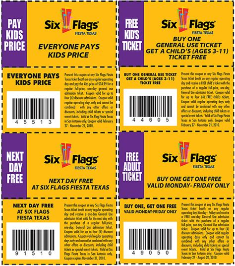 six flags maryland