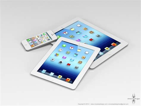 Tablet Iphone 10 Inch this is what the mini could look like 7 85 tablet