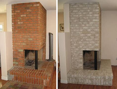 properly paint  brick fireplace lifehacker australia