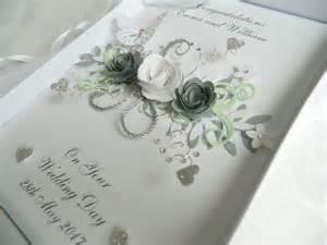 Handmade Personalised Wedding Cards Uk - handmade personalised card wedding day anniversary